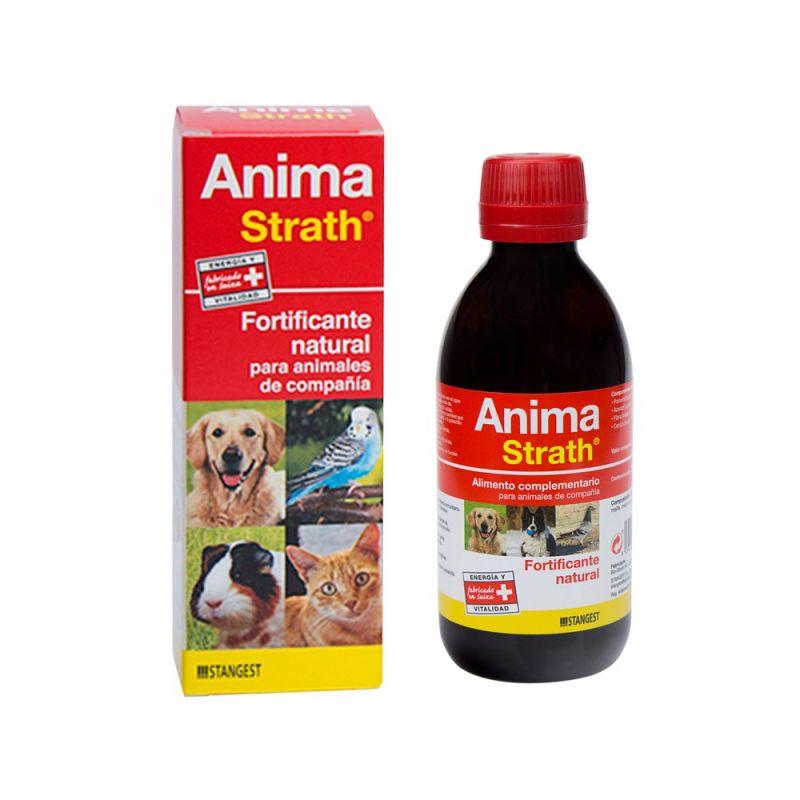 Anima Strath reconstituyente para mascotas