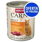 Animonda Carny Adult 12 x 800 g - Pack Ahorro mixto