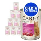 Animonda Carny Adult 12 x 400 g - Pack Ahorro mixto