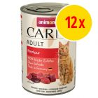 Animonda Carny Adult Mixed Multibuy 12 x 400g