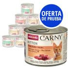 Animonda Carny Kitten 12 x 200 g - Pack Ahorro mixto