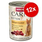Animonda Carny Kitten 12 x 400 g