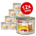 Animonda Carny Senior Saver Pack 12 x 200g