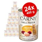Animonda Carny Single Protein Adult 24 x 400 g