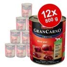 Animonda GranCarno Adult 12 x 800 g
