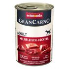 Animonda GranCarno Original Adult Mixed Trial 6 x 400g