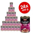 Animonda GranCarno Original Senior 24 x 400 g