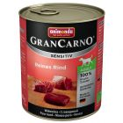 Animonda GranCarno Sensitive, 6 x 800 g