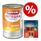Animonda Integra Protect, 12 x 400g + Rocco Chings Originals, 250g za 5 zł!