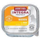 Animonda Integra Protect Adult Nyre 6 x 100 g i bakke