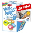 Animonda Milkies Selection 24 x 15 g en oferta: 20 + 4 ¡gratis!