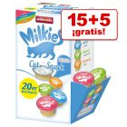 Animonda Milkies Selection 20 x 15 g en oferta: 15 + 5 ¡gratis!