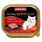 Animonda vom Feinsten Adult Kattenvoer 6 x 100 g