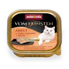 Animonda vom Feinsten Adult z gurmansko sredico 6 x 100 g