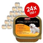 Animonda vom Feinsten Junior 24 x 150 г