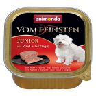 Animonda vom Feinsten Junior 6 x 150 g pour chien