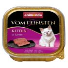 Animonda vom Feinsten Kitten en tarrinas