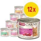 Animonda Carny Adult Mixed Multibuy 12 x 200g