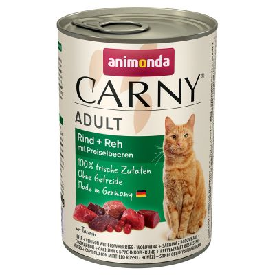 Animonda Carny Adult Saver Pack 12 x 400g