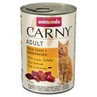 Animonda Carny Adult vegyes csomag 12 x 400 g