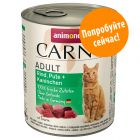 Смешанная пробная упаковка Animonda Carny Adult 6 x 800 г