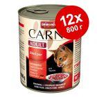 Экономупаковка Animonda Carny Adult 12 x 800 г