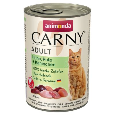 Animonda Carny Adult 6 x 400g