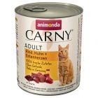 Animonda Carny Adult 6 x 800 g
