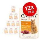 Animonda Carny Adult 12 x 85 g em saquetas