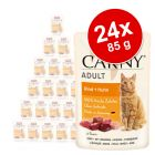 Animonda Carny Adult 24 x 85 g em saquetas - Pack económico