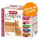 Animonda Carny Adult 8 x 85 g en bolsitas - Pack mixto