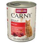 Animonda Carny Adult 6 x 800 g Kattenvoer