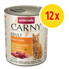 Animonda Carny Adult 12 x 800 g - Pack Ahorro