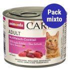 Animonda Carny Adult 12 x 200 g - Pack Ahorro mixto