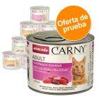 Animonda Carny Adult 12 x 200 / 400 g - Pack de prueba
