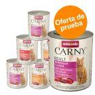 Animonda Carny Adult 6 x 800 g - Pack de prueba
