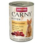 Animonda Carny Kitten Kattenvoer 6 x 400 g