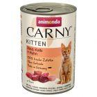 Animonda Carny Kitten Multibuy 12 x 400g