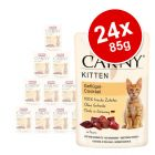 Animonda Carny Kitten Pouch Saver Pack 24 x 85g
