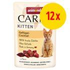 Animonda Carny Kitten Pouch 12 x 85 g
