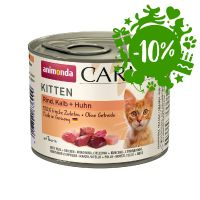 Animonda Carny Kitten 6 x 200 g