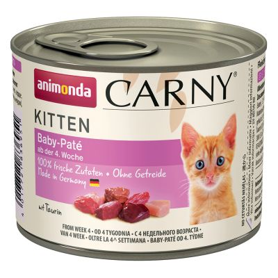 Animonda Carny Kitten 6 x 200g