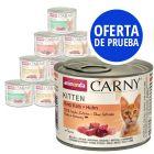 Animonda Carny Kitten 12 x 200 g - Pack Ahorro mixto