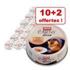 Animonda Carny Ocean pour chat 10 x 80 g + 2 boîtes offertes !