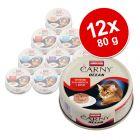 Animonda Carny Ocean 12 x 80 g Alimento umido per gatti