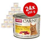 Πακέτο Προσφοράς Animonda Carny Senior 24 x 200 g