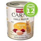 Animonda Carny Single Protein Adult 12 x 800 g