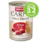 Animonda Carny Single Protein Adult 12 x 400 g