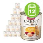 Animonda Carny Single Protein Adult 12 x 800 g pour chat