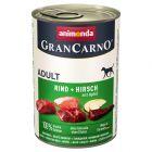 Animonda GranCarno Adult Plus 6 x 400 g